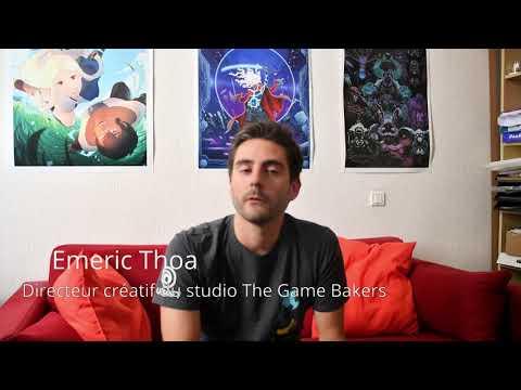 Formation du Jeu vidéo en Occitanie