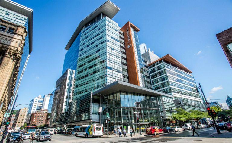 Montréal et son université Concordia